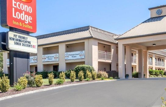 Vista exterior Econo Lodge Inn and Suites East