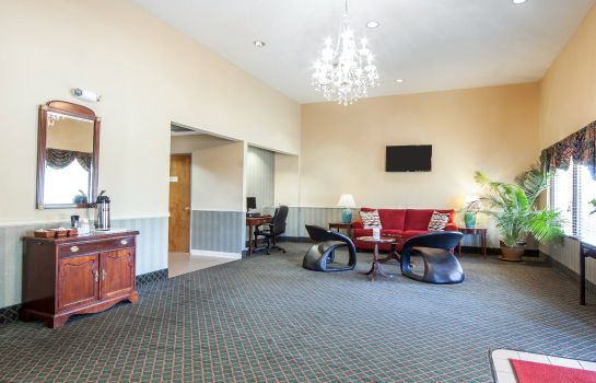 Hol hotelowy Econo Lodge Inn and Suites East