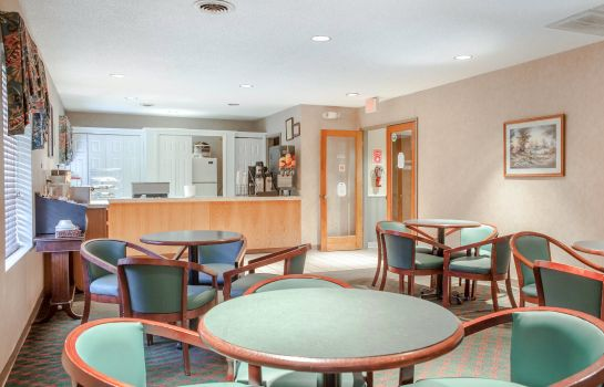 Restaurante Econo Lodge Inn & Suites East