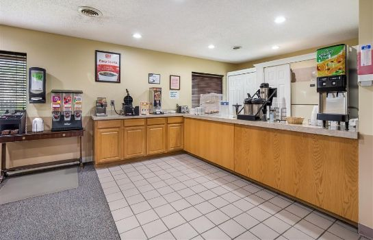 Restaurante Econo Lodge Inn and Suites East