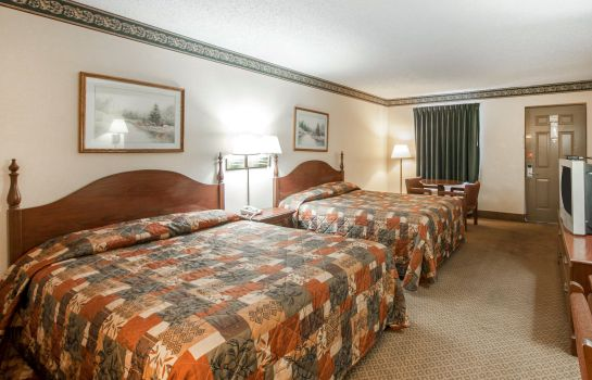 Kamers Econo Lodge Inn & Suites East