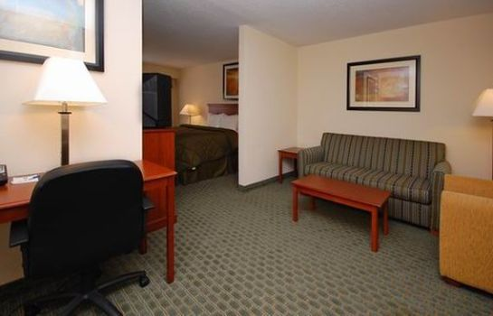 Suite Quality Inn & Suites Memphis
