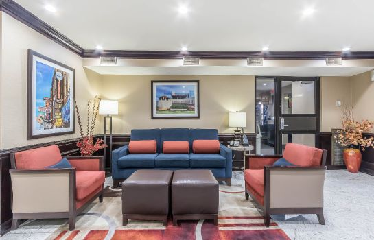 Hol hotelowy Comfort Inn Nashville near University
