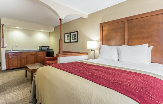 Suite Comfort Inn Nashville near University