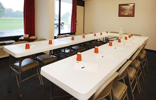 Conference room Quality Inn Dyersburg