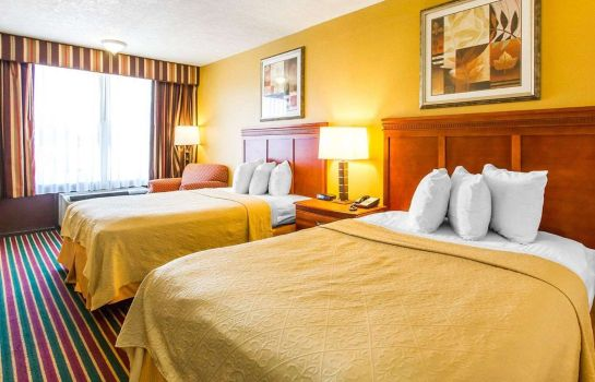 Chambre double (confort) Quality Inn Dyersburg