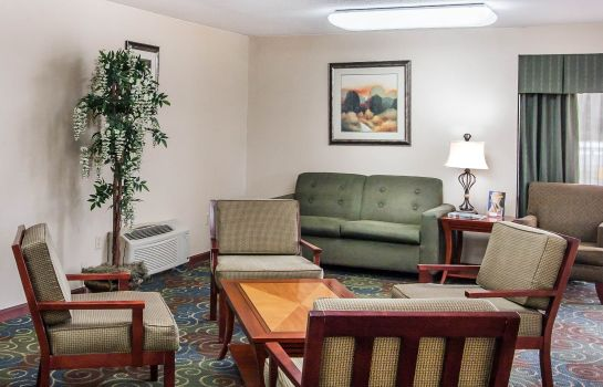 Hotelhalle Quality Inn Opryland Area