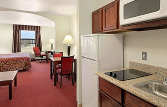 Kamers DAYS INN AND SUITES PORT ARTHU