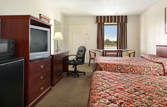 Zimmer DAYS INN AND SUITES PORT ARTHU