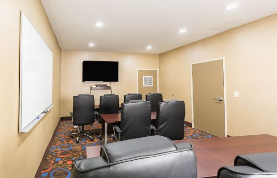 Tagungsraum Econo Lodge Inn and Suites East Houston