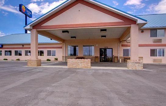 Exterior view Comfort Inn Green River National Park Ar