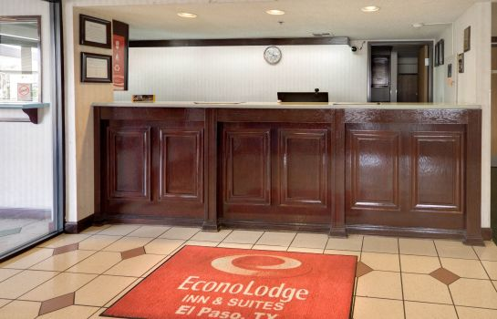 Hotelhalle Econo Lodge Inn and Suites