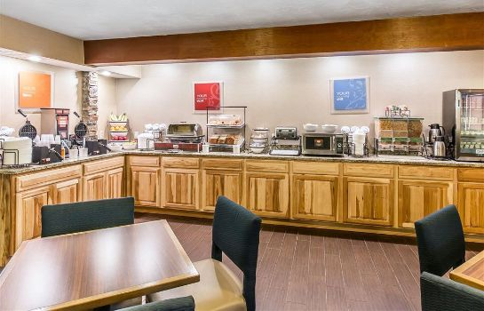 Restaurant Comfort Inn Green River National Park Ar