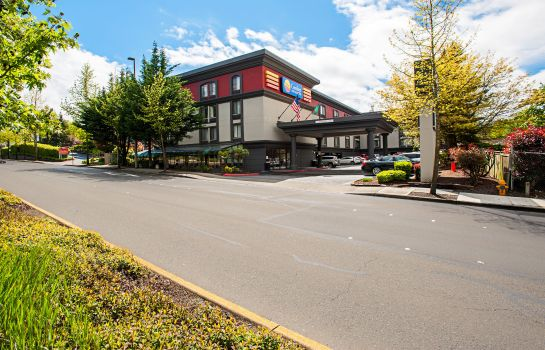 Vista exterior Comfort Inn and Suites Sea-Tac Airport