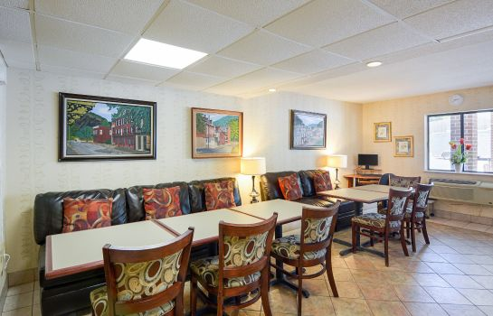 Hotelhal Econo Lodge Harpers Ferry