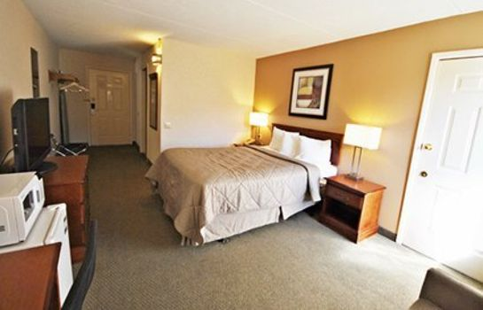 Room Quality Inn Harpers Ferry