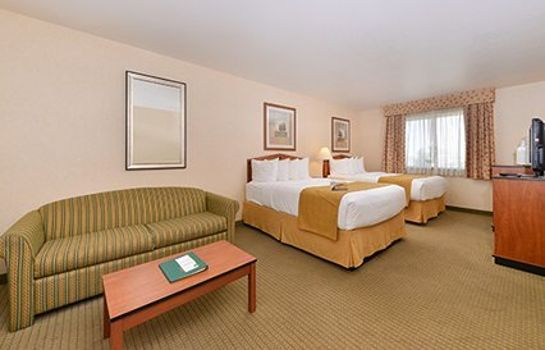 Suite Quality Inn Cheyenne