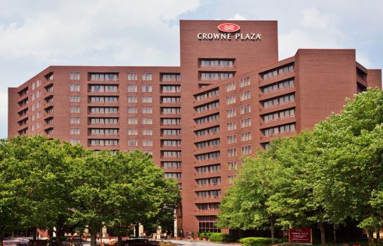 Exterior view Crowne Plaza ATLANTA PERIMETER AT RAVINIA