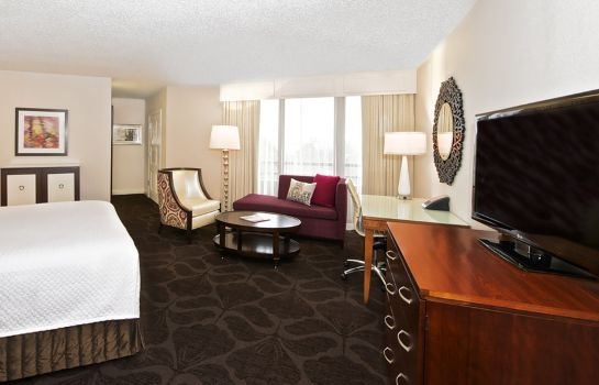 Kamers Crowne Plaza ATLANTA PERIMETER AT RAVINIA