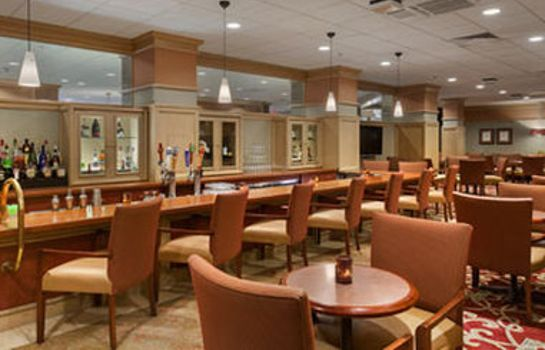 Hotel bar Radisson Hotel Hartford