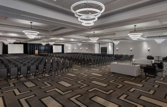 Sala congressi Hilton Boston-Woburn