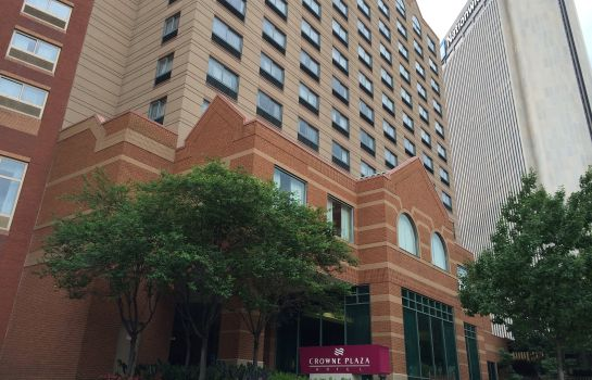 Außenansicht Crowne Plaza COLUMBUS-DOWNTOWN
