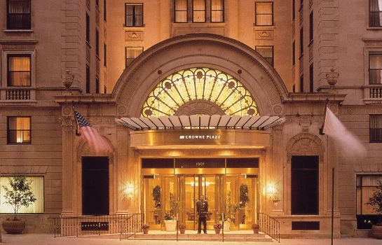 Exterior view Hamilton Hotel Washington D.C.