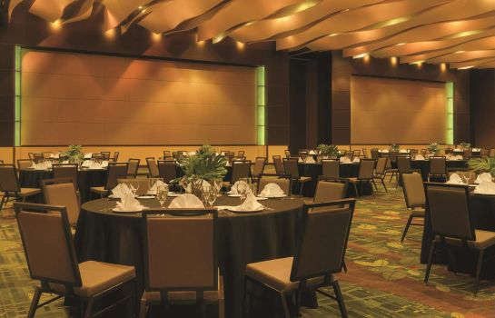 Conference room DoubleTree by Hilton Cedar Rapids Convention Complex