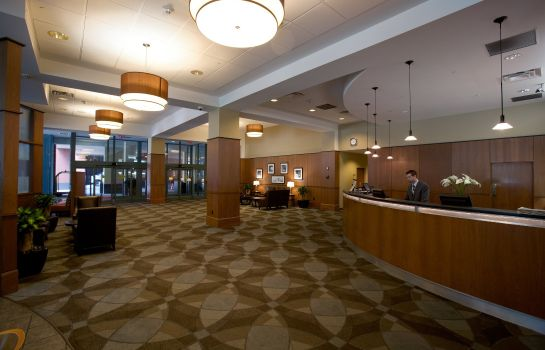 Hotelhalle Crowne Plaza COLUMBUS-DOWNTOWN