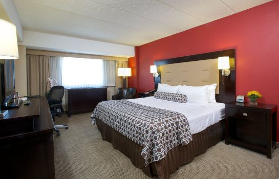 Zimmer Crowne Plaza COLUMBUS-DOWNTOWN