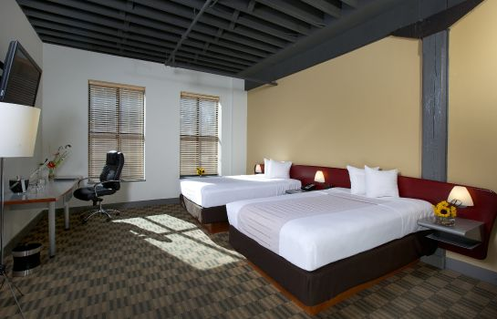 Kamers Crowne Plaza COLUMBUS-DOWNTOWN