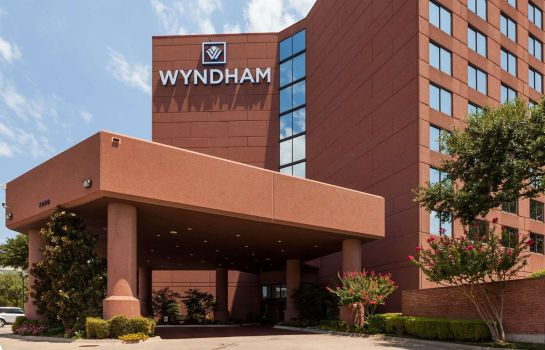 Vista exterior WYNDHAM DALLAS SUITES - PARK C