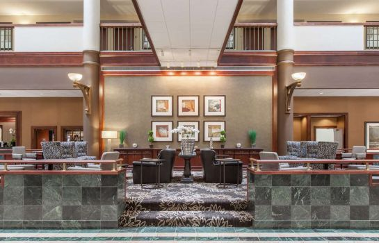 Lobby Sonesta Suites Dallas