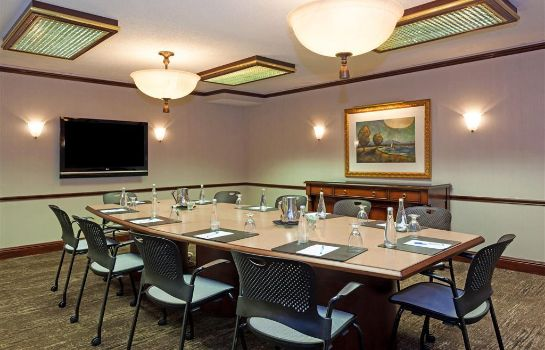 Conference room Sonesta Suites Dallas