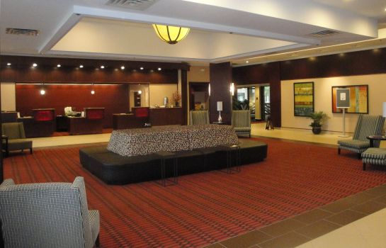 Lobby Crowne Plaza GRAND RAPIDS -  AIRPORT