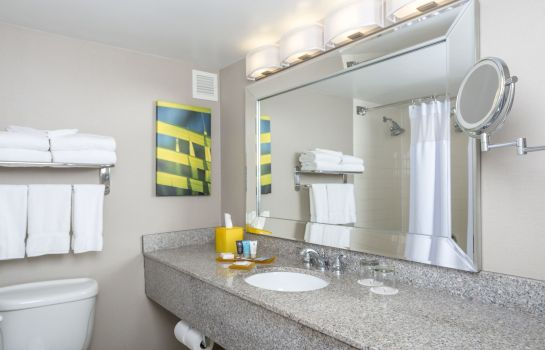 Badezimmer Crowne Plaza MIAMI AIRPORT