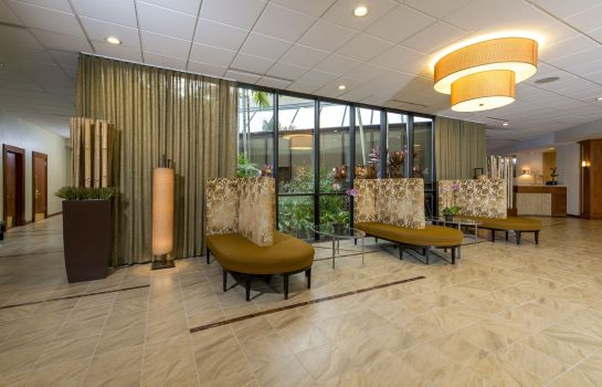 Hall Crowne Plaza MIAMI AIRPORT