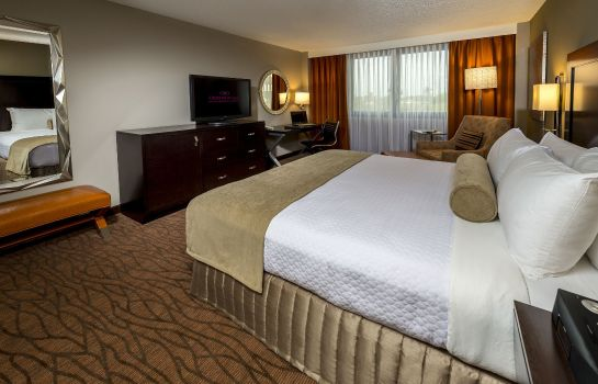 Double room (standard) Crowne Plaza MIAMI AIRPORT