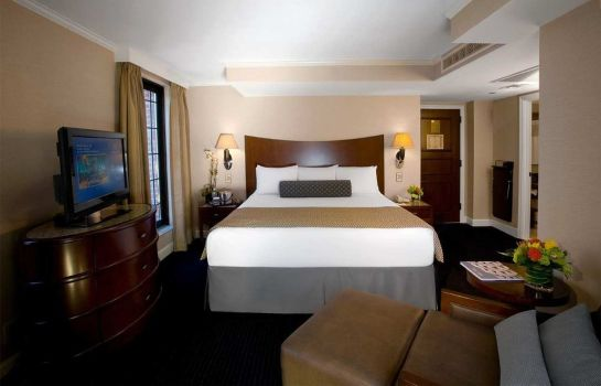 Zimmer Hilton New York Grand Central