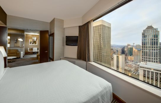 Suite Crowne Plaza SEATTLE-DOWNTOWN