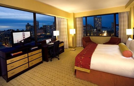 Zimmer San Francisco Marriott Union Square