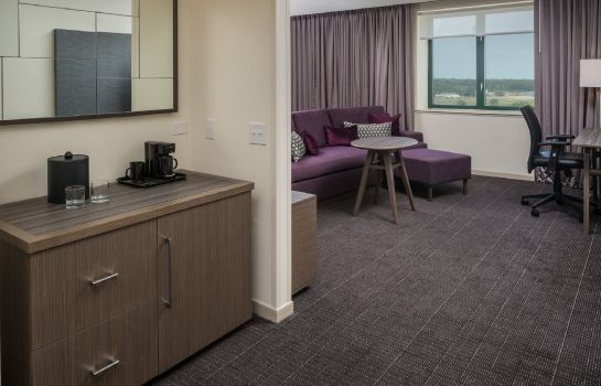 Suite Crowne Plaza SPRINGFIELD - CONVENTION CTR