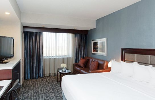 Chambre Crowne Plaza SPRINGFIELD - CONVENTION CTR