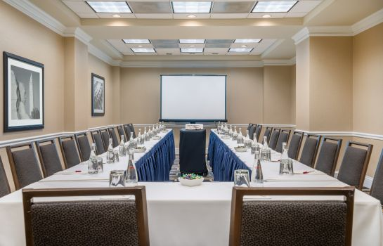 Conference room Crowne Plaza THE HAMILTON - WASHINGTON DC.