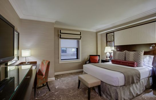 Room Crowne Plaza THE HAMILTON - WASHINGTON DC.