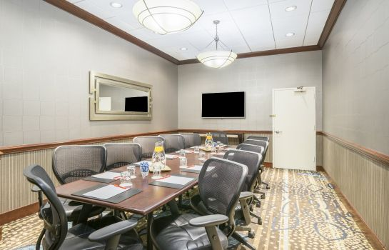 Conference room Crowne Plaza WASHINGTON NATL AIRPORT