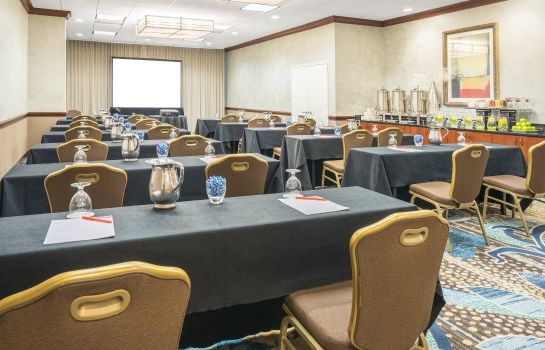 Sala konferencyjna D.C. Crowne Plaza CRYSTAL CITY-WASHINGTON