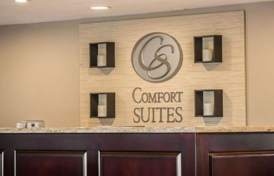 Hotelhalle Comfort Suites Huntington Beach
