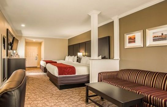 Zimmer Comfort Suites Huntington Beach
