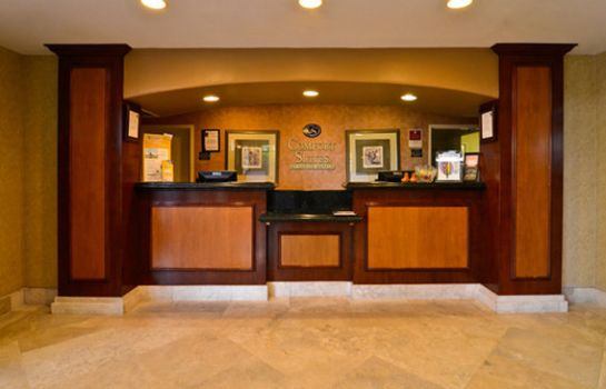 Lobby Quality Suites San Diego SeaWorld Area